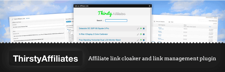 Thirsty Affiliates - Banner