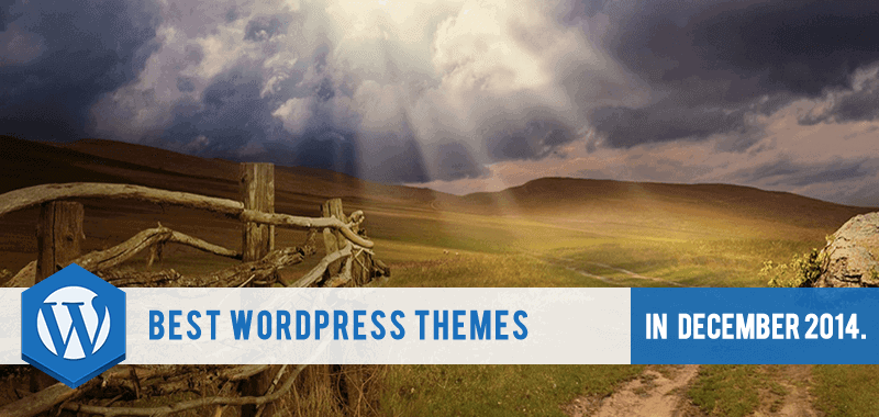 Best Wordpress Themes December 2014