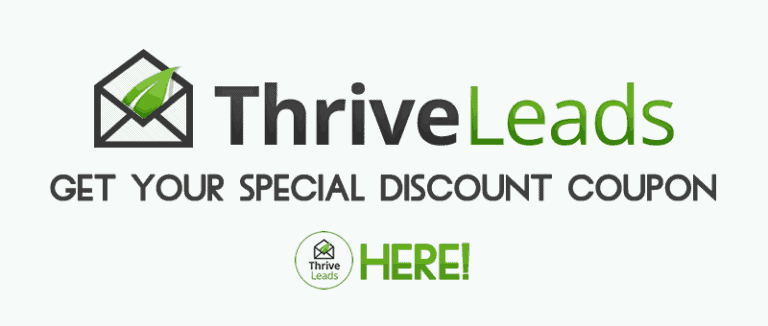 Thrive Leads Discount Coupon