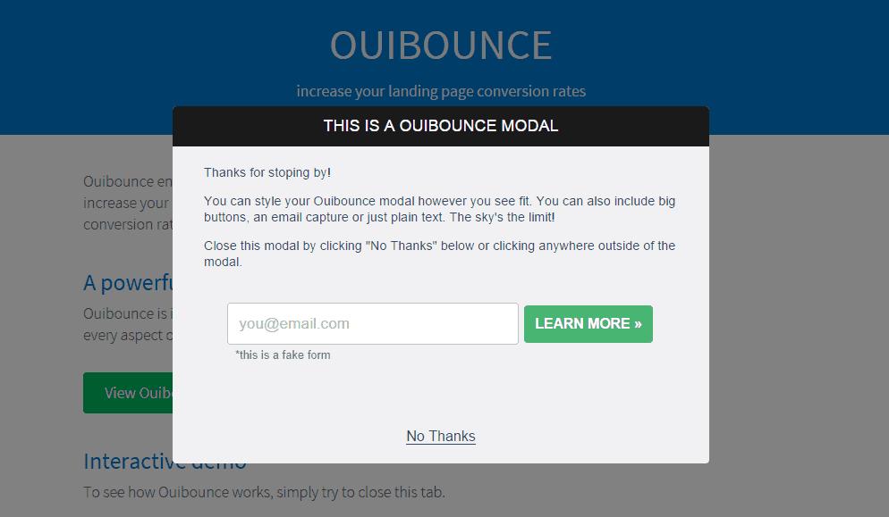 Ouibounce
