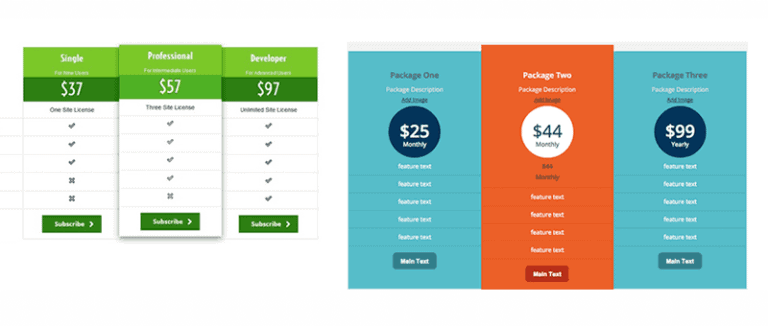 Plugmatter Pricing Table Review – Will It Boost Your Conversion Rate?