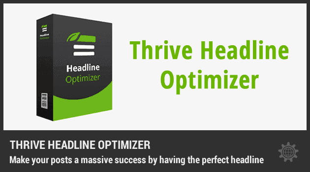 Thrive Headline Optimizer – Review