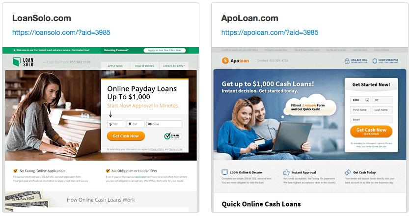 LeadsGate - Loans offers