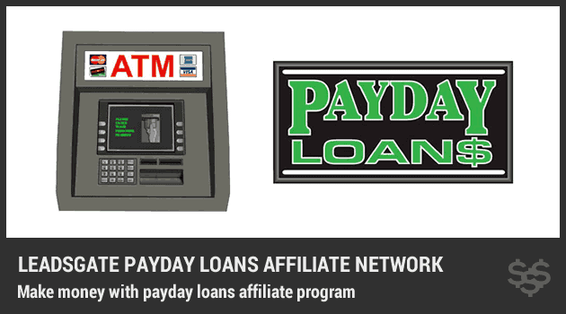 LeadsGate Payday Loans Affiliate Network