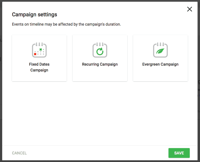 Thrive-Ultimatum-Campaign-Type-Options