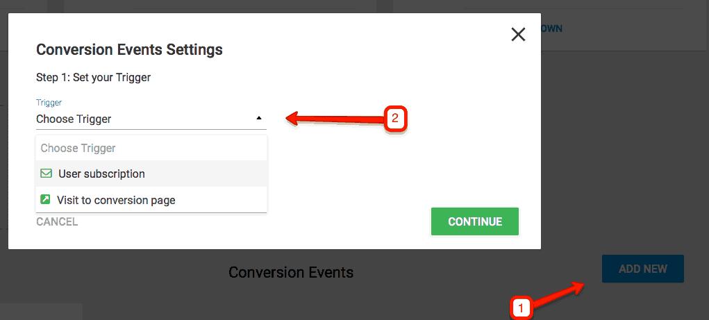 Thrive-Ultimatum-Conversion-Events