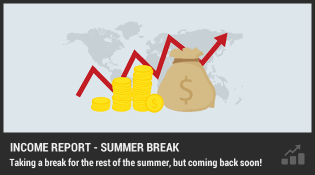 Income Reports Summer Break