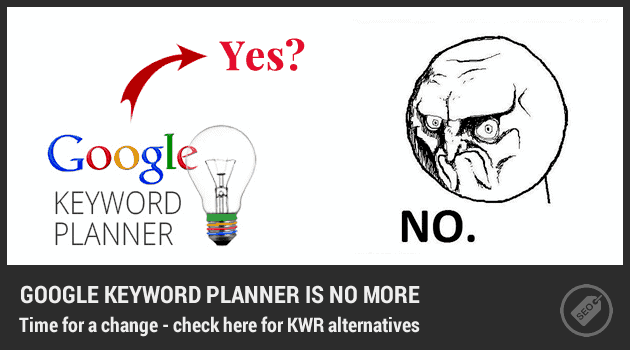 Google Keyword Planner Search Volume Problem and LongTailPro Alternative
