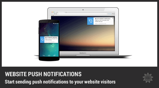 Website Push Notification – Best Tools and Services for Marketers