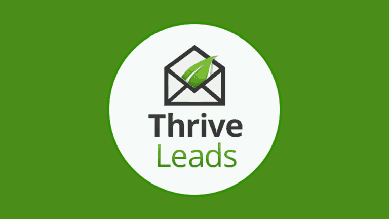 Thrive Leads Ultimate Review (With Walkthrough of All Features)