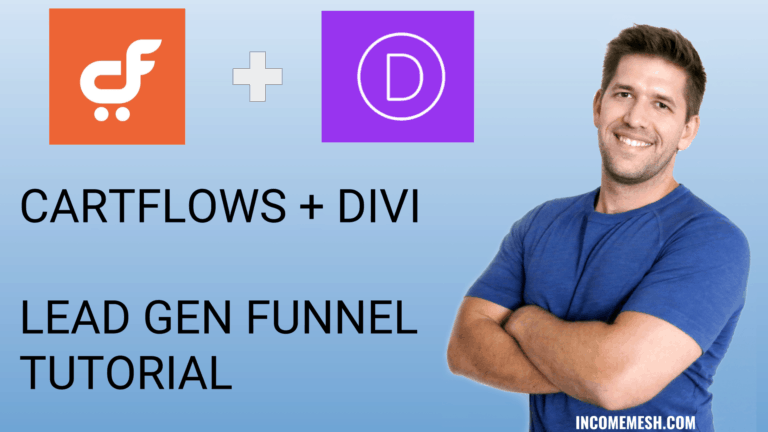 [Tutorial] Cartflows + Divi Lead Gen Funnel Build