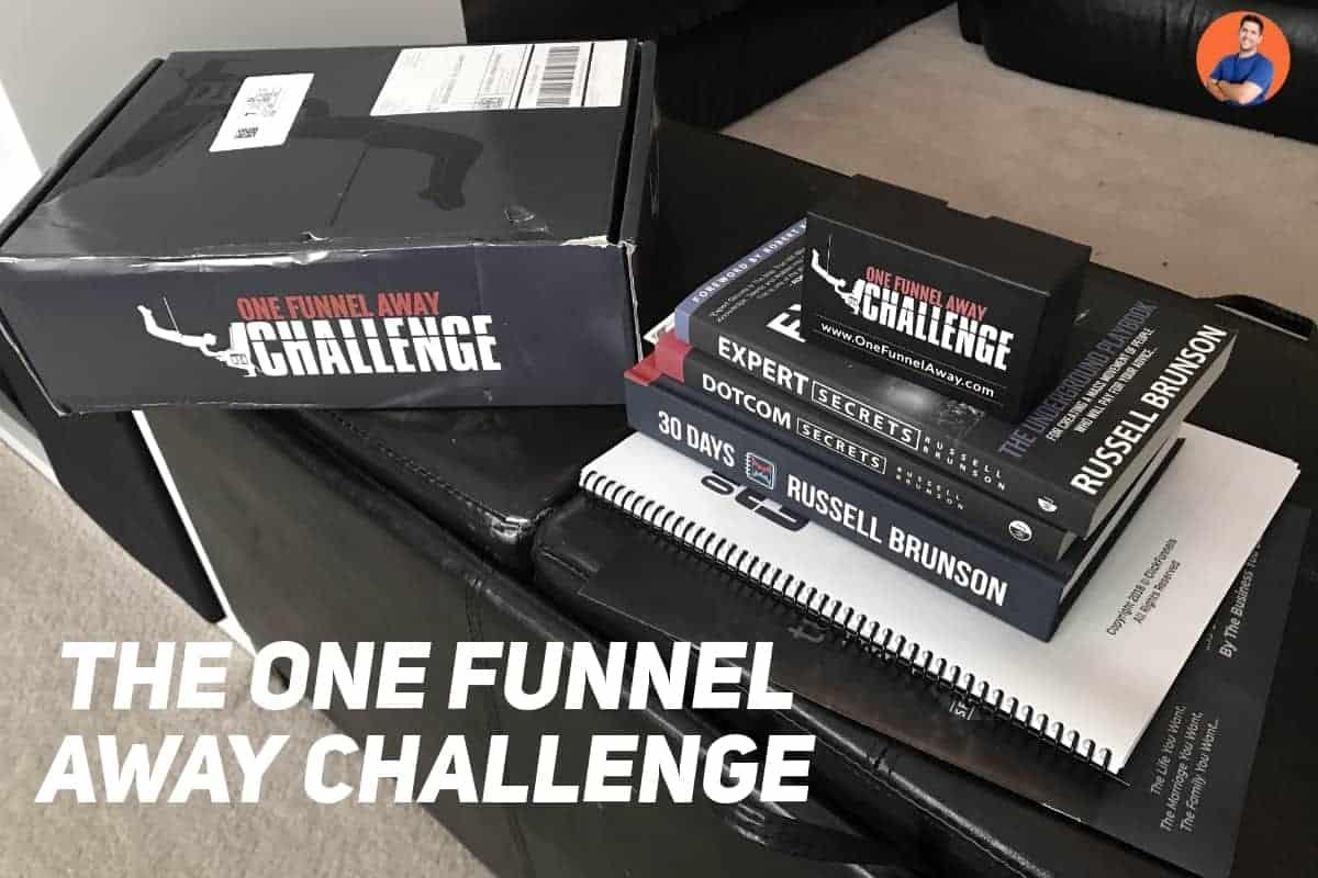 One Funnel Away Challenge Box