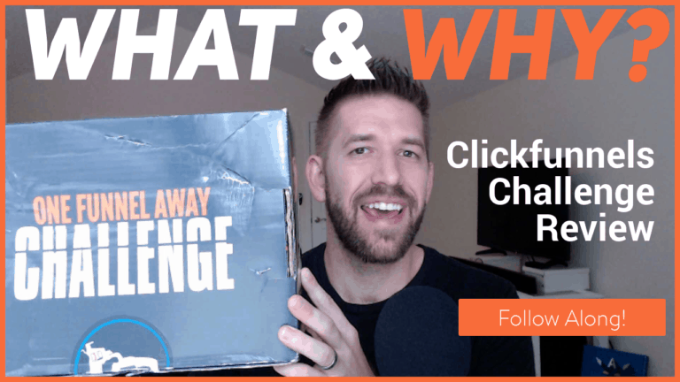 One Funnel Away Challenge: Is the Clickfunnels Box Worth it?