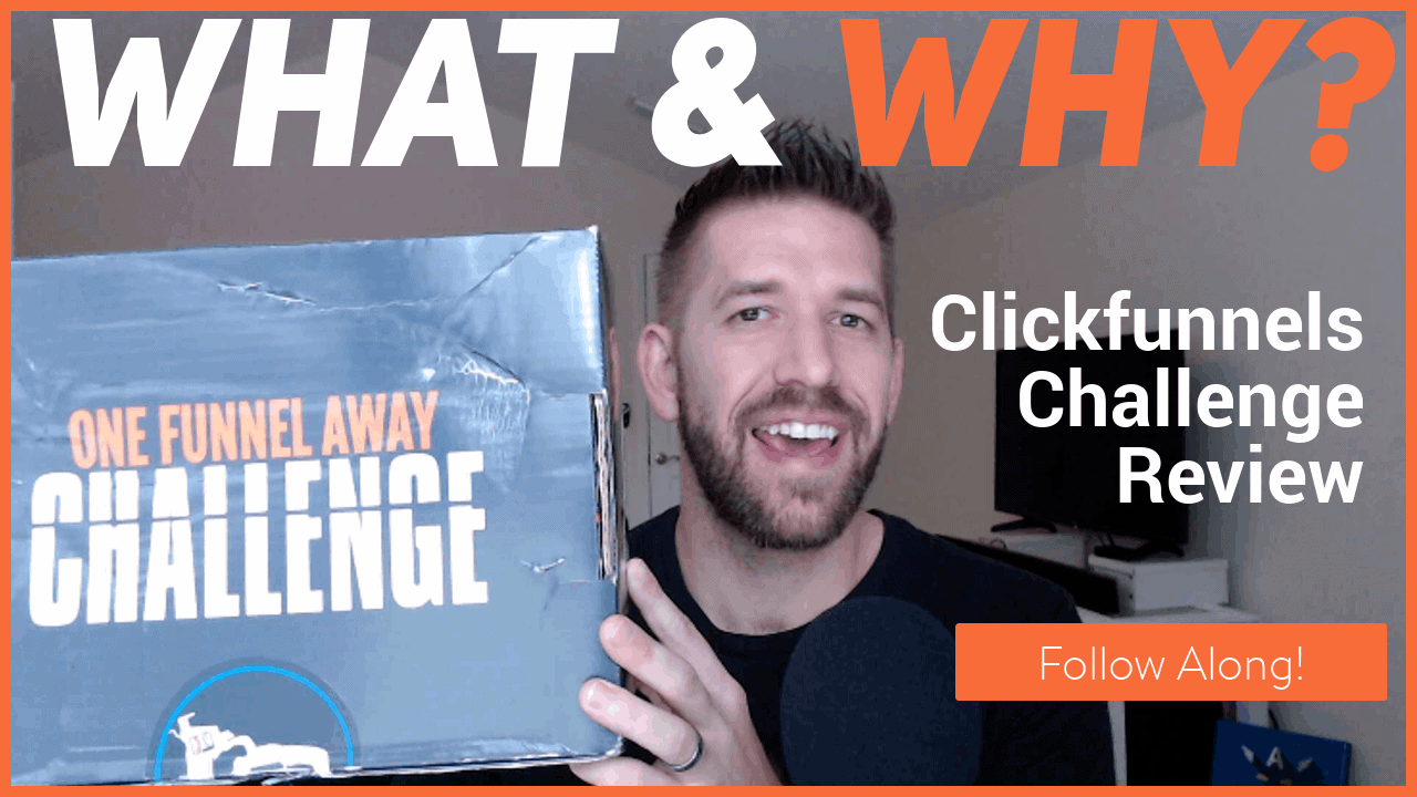 Clickfunnels One Funnel Away Review