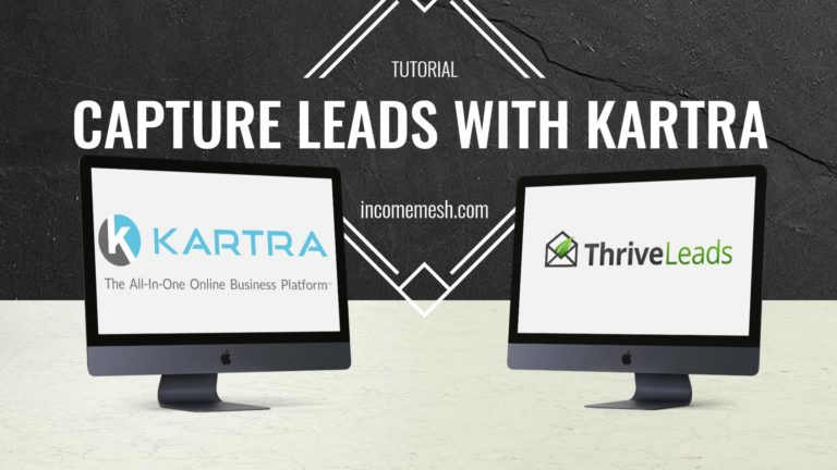 Kartra WordPress Tutorial: The Best Way To Capture Kartra Leads with Your Blog