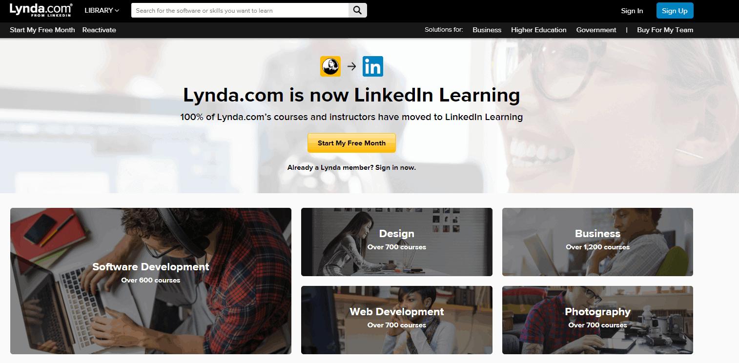 Lynda LMS