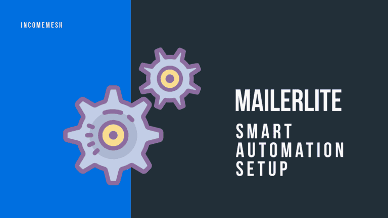 Mailerlite Tutorial: How to connect multiple forms to a single automation