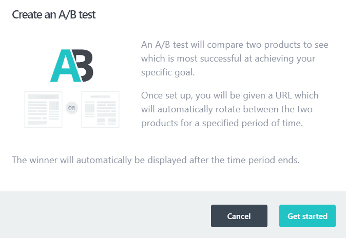 Thrivecart Review AB Test