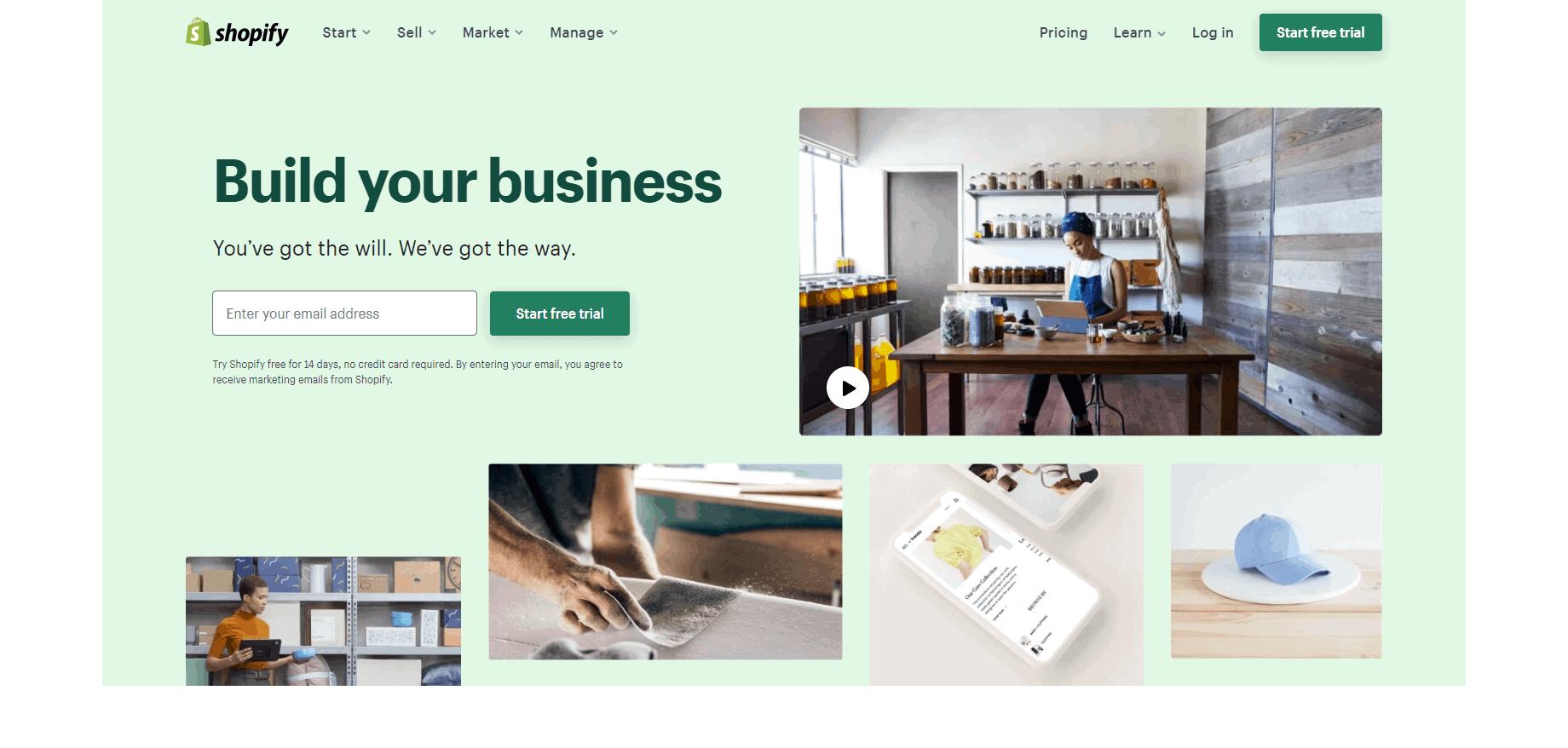 Best Ecommerce Platform Shopify