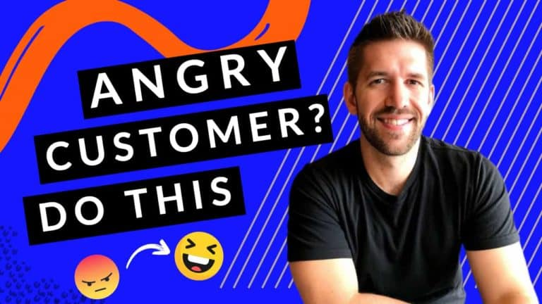 5 actionable steps to handle any angry customer