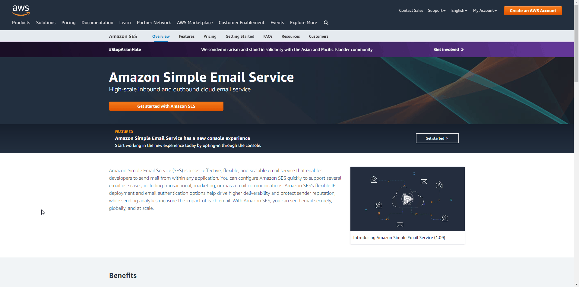 Better Email Deliverability with Amazon SES