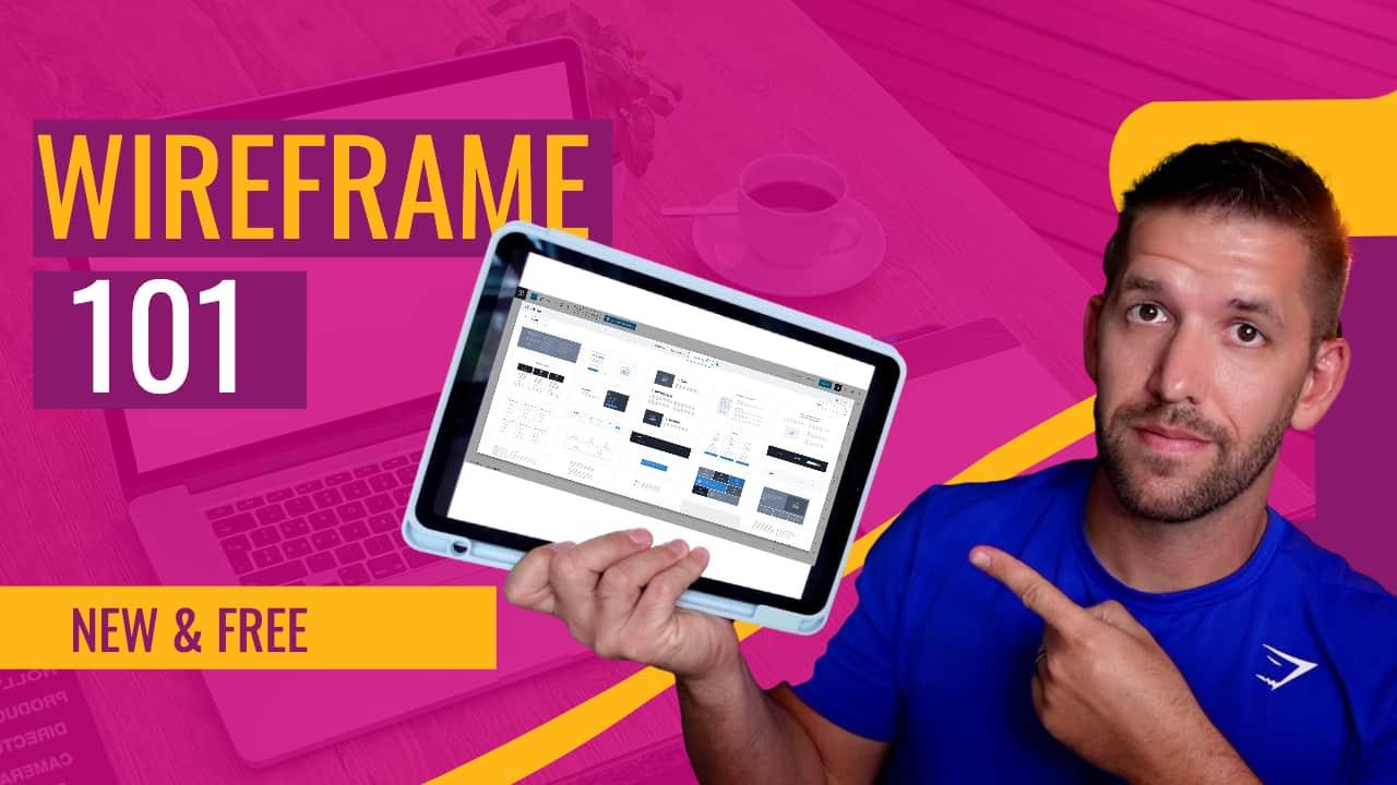 Wireframe Free Wordpress